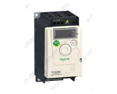 Inverter 0.18KW, 0.25HP, 220V Με Φίλτρο