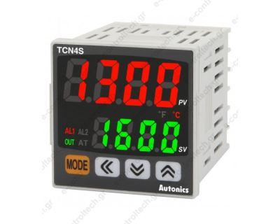 Θερμοστάτης Ψηφιακός 48X48 mm 230 V AC 1 x SSR/rel