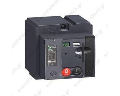 Μοτέρ τηλεχειρισμού για διακόπτες NSX100/160