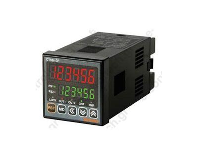 Μετρητής-Χρονικό ψηφιακό 1 set point 24-48 V DC