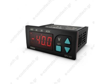 Βολτόμετρο ψηφιακό AC/DC 1 Έξοδο 77Χ35 9-24 VAC/DC