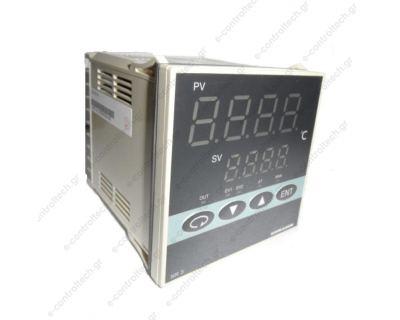 Controller Ψηφιακός 96Χ96 με Έξοδο Επαφή Ρελέ