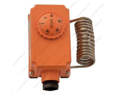 Θερμοστάτης Εξωτερικού Χώρου 0-40C 1CO