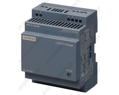 Τροφοδοτικό LOGO ΙΝ100-240VAC OUT 4.5A 12VDC