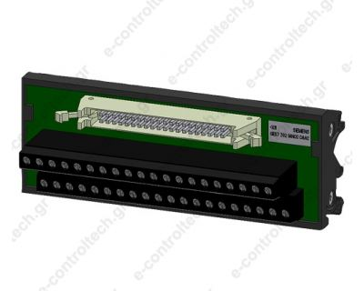 S7300 Βάση Σύνδεσης με Βίδες 64 Ι/Ο Modules