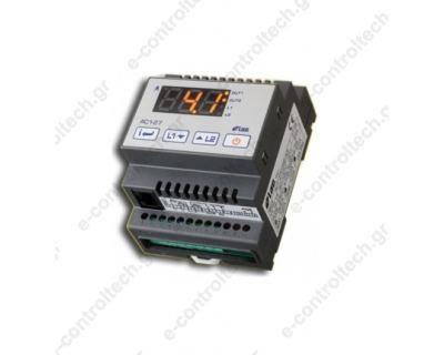 Θερμοστάτης PTC1000/NTC10K 1 Ρελέ 230Vac