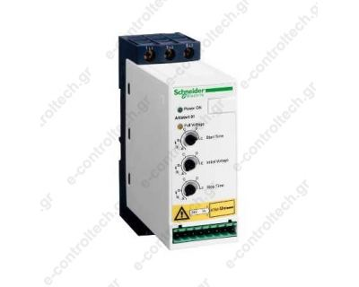 Soft Starter 5.5 KW, 12Α, In 200-480V