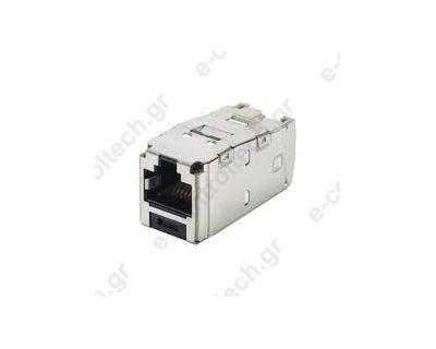 Μηχανισμός FTP RG45 CAT6 CJS688TGY