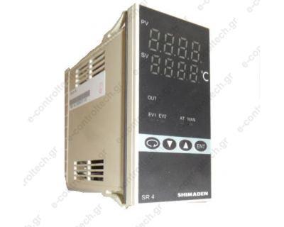 Controller Ψηφιακός 96Χ48 με Έξοδο Επαφή Ρελέ