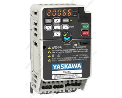 Inverter 0.18/0.10 kW 1,2/0,8A ND/HD 230V Μ/Φ