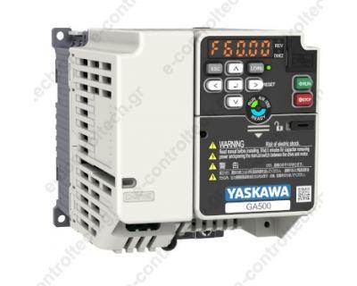 Inverter 0.75/1.1 kW 5/6A HD/ND 230V Μ/Φ