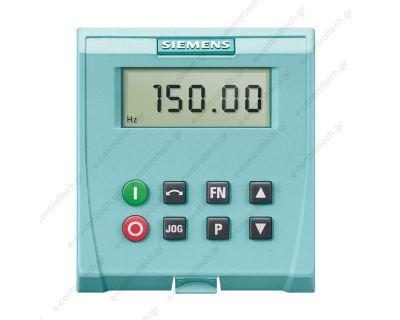 Οθόνη Inverter G110/120 BOP SIEMENS