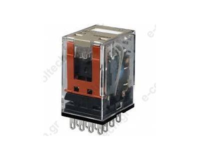 Μικρορελέ Λυχνίας 4CO 5A 110-120VAC