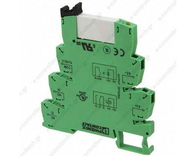 Κλεμορελέ 1CO 2A 24VDC S/S