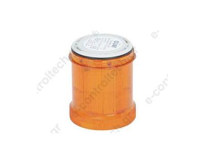 Στοιχείο Φανού Πορτοκαλί Φ60 24V AC/DC