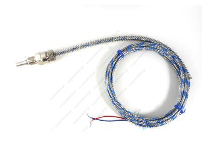 Θερμοστοιχείο Τύπου J Φ6mm L3m με Μπλεντάζ