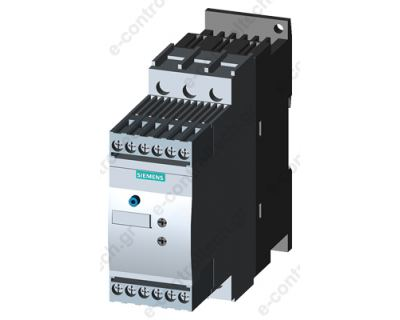 Soft Starter 11KW, 63A, 110/230V