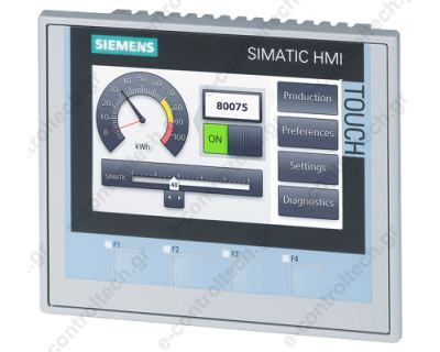 Οθόνη 4 KTP400 Comfort Touch Panel