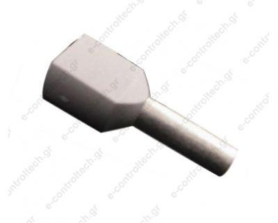 Μύτες Γκρι 2Χ4.0 mm Η4.0/22D (Συσκευασία 20 τμχ)