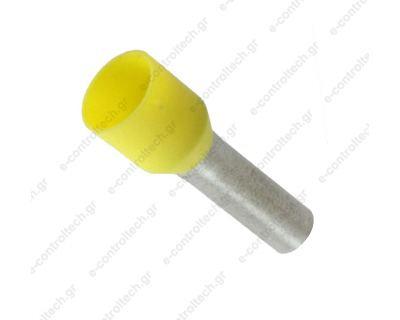 Μύτες Κίτρινες 6,0mm Η6,0/20D (Συσκευασία 100 τμχ)