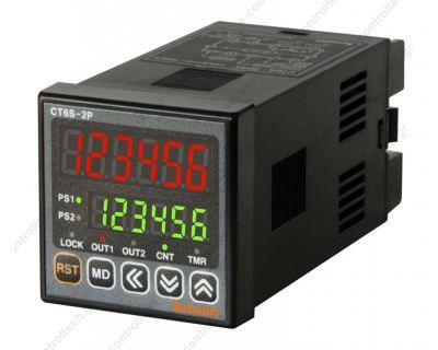 Μετρητής-Χρονικό Ψηφιακό 2 set point 100-240VAC