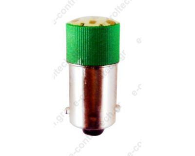 Λαμπάκι Led Β95 230V Πράσινο