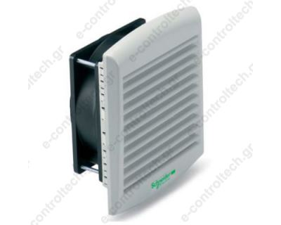 Εξαεριστήρας 85 m3/h 170X150 mm 230 V AC IP54