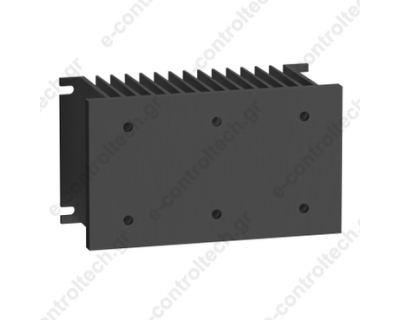 Ψύκτρα Ράγας για Solid State Relay 1.0 DEG C/W