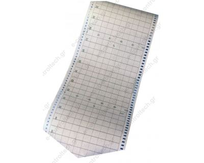Χαρτί καταγραφής 1059 Ρολό 120/100
