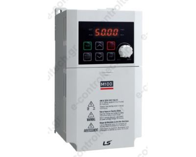 Inverter 0,18 KW ,0,25 HP ,230 V Μ/Φ, Σειρά M100S