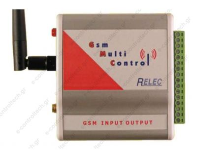 Gsm Modem 6DI/7DO 12 V DC με μπαταρία
