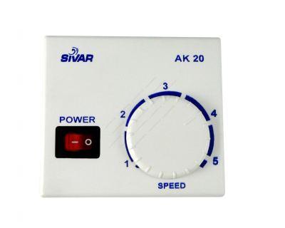 Ρυθμιστής Τάσης-Στροφών 220V, 245W