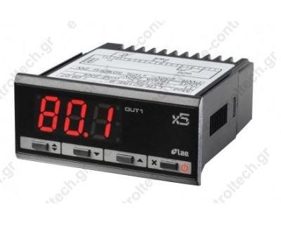 Θερμοστάτης Ψηφιακός 40-125 C, 12V AC/DC