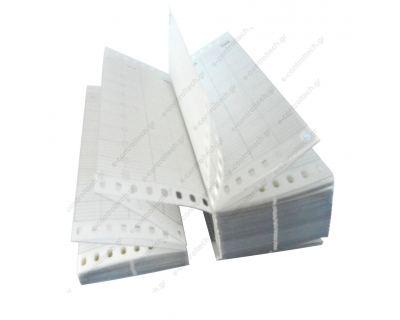 Χαρτί Καταγραφικού LOGOPRINT JUMO