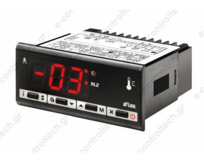 Θερμοστάτης Απόψυξης NTC/PTC1rly 230V Screw Connec