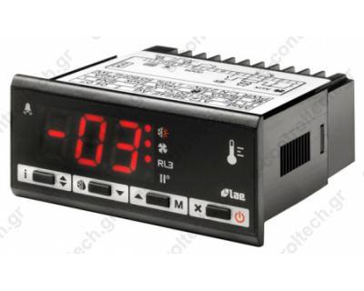 Θερμοστάτης Απόψυξης 2 NTC/PTC 3rls 230V