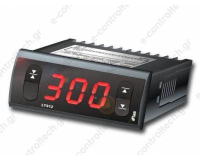 Ενδείκτης Θερμοκρασίας Ψηφιακός 230 V AC