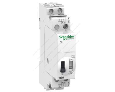 Ρελέ καστάνιας 2Χ16Α 24VAC/12VDC ACTI9 iTL