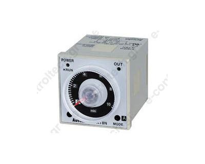 Χρονικό πολαπλών λειτουργειών 0,5sec-100h  12 V DC