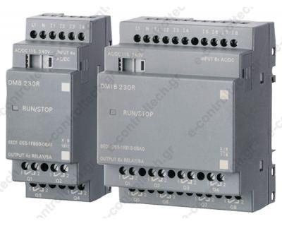 LOGO Κάρτα Επέκτασης 12/24 V DC 2 AIN 0-10V ή 0-20