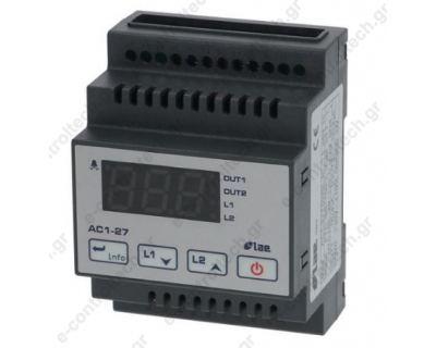Θερμοστάτης PTC Ράγας 2 CO 230V AC