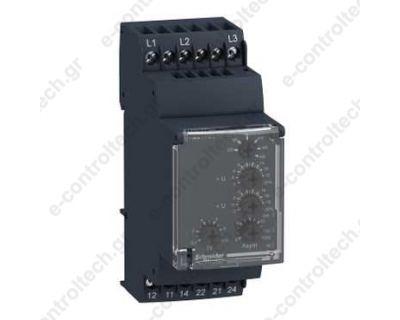 Επιτηρητής Αντλίας 208-480 V AC 1 C/O