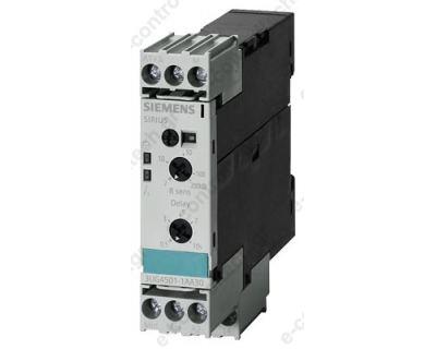 Επιτηρητής στάθμης 2-200 kΩ, 1CO ,24V AC/DC