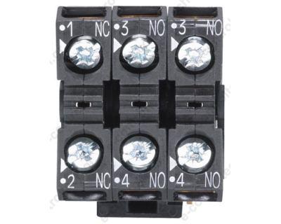 Βοηθητικές Επαφές 1+1 για διακόπτη VL160-400