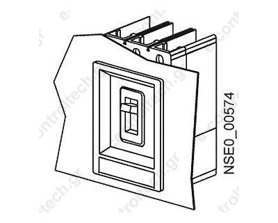 Κάλυμμα πόρτας για διακόπτη VL160X-VL250
