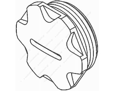 Τάπα Πλαστική Μ12 514Μ12