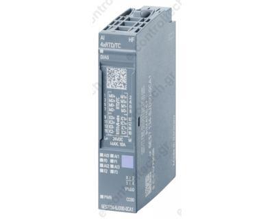 ET 200SP Κάρτα Επέκτασης AI4xRTD/TC 2/3/4-WIRE HF