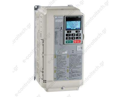 Inverter 7,5KW  380V Χ/Φ A1000 YSK