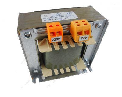 Μετασχηματιστής Ανοιχτού Τύπου 230/24 V 700VA