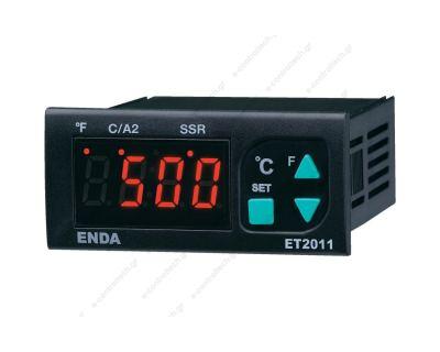 Θερμοστάτης Ψηφιακός TC 77X35 mm 230 V AC